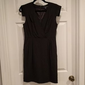 Black BR mini dress